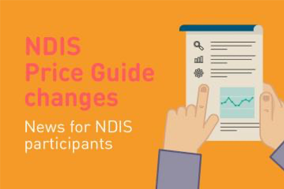 Paid via NDIS